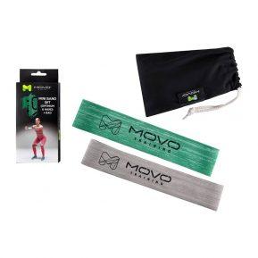 Zestaw 2 taśm MOVO Power Band Set, EAN: 5907632985000