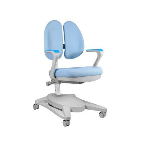 Krzesło ergonomiczne dla dziecka Unique Paddy Niebieskie NCX-09