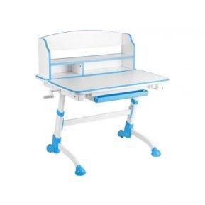 Biurko z nadstawką Fun Desk Volare II Blue
