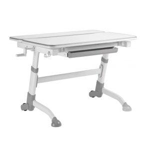 Biurko regulowane dla dziecka Fun Desk Volare Grey