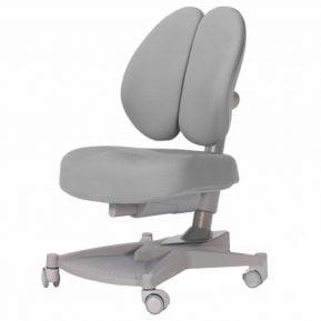 Krzesło ergonomiczne dla dziecka Contento Grey Fun Desk