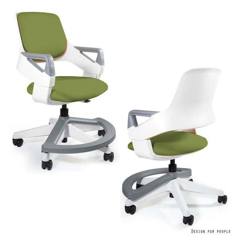 Unique Rookee BL413 TEALBLUE pierwsze krzesło do biurka dla dziecka