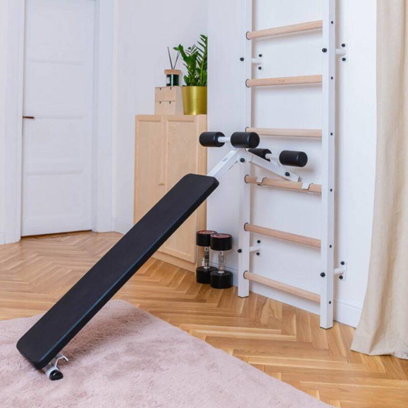 BenchK B310W/710W ławka do ćwiczeń do drabinki gimnastycznej 2